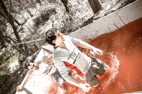 Mausba foto - Runners vs Zombies Chiloeches 14