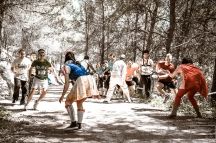 Zombies vs Runners