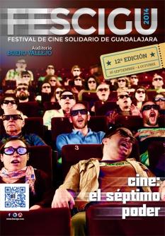FESCIGU 2014 (DC) Raquel M. Lozano / Cinefilia