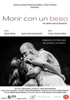 'Morir con un beso' (DC) Carlos Lorenzo / Eyro Teatro